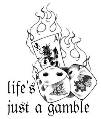 341x400 Who Is The Absurd Man Life Is A Gamble