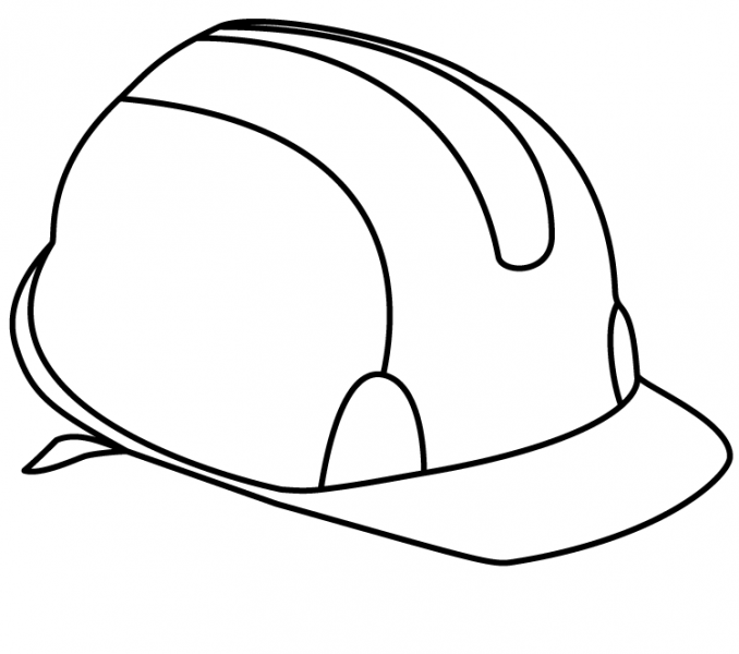678x600 Hat Coloring Pages Printable Hats Coloring Pages Funycoloring