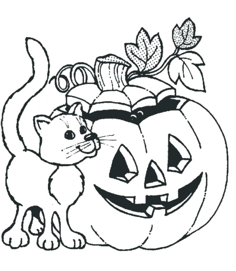 758x870 Halloween Printable Coloring Preschool Coloring Pages Printable