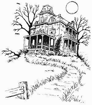 300x345 Haunted Houses!