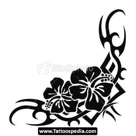 440x440 Hawaiian Flower Designs Group