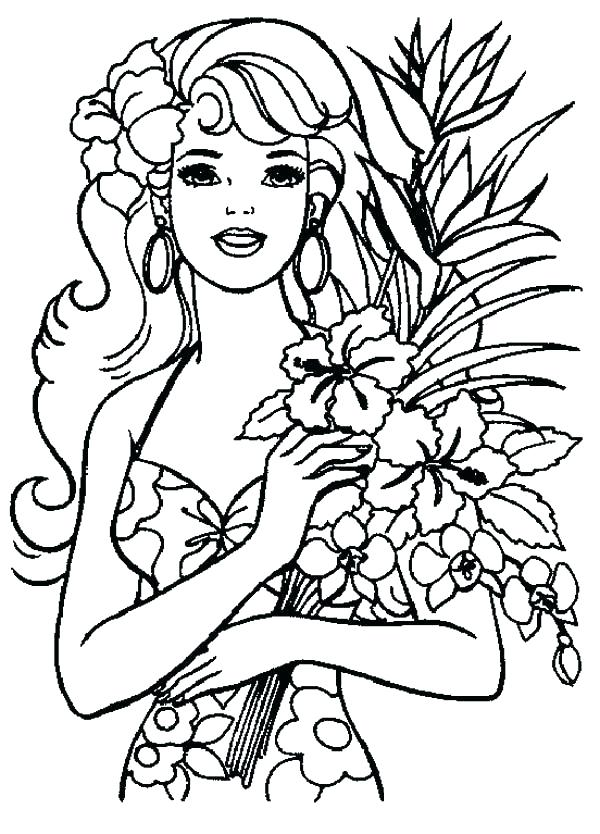 600x834 Hawaiian Coloring Pages Coloring Pages Coloring Sheets State Fish