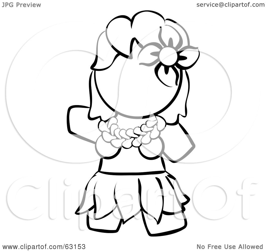 1080x1024 Royalty Free (Rf) Clipart Illustration Of A Black And White Human