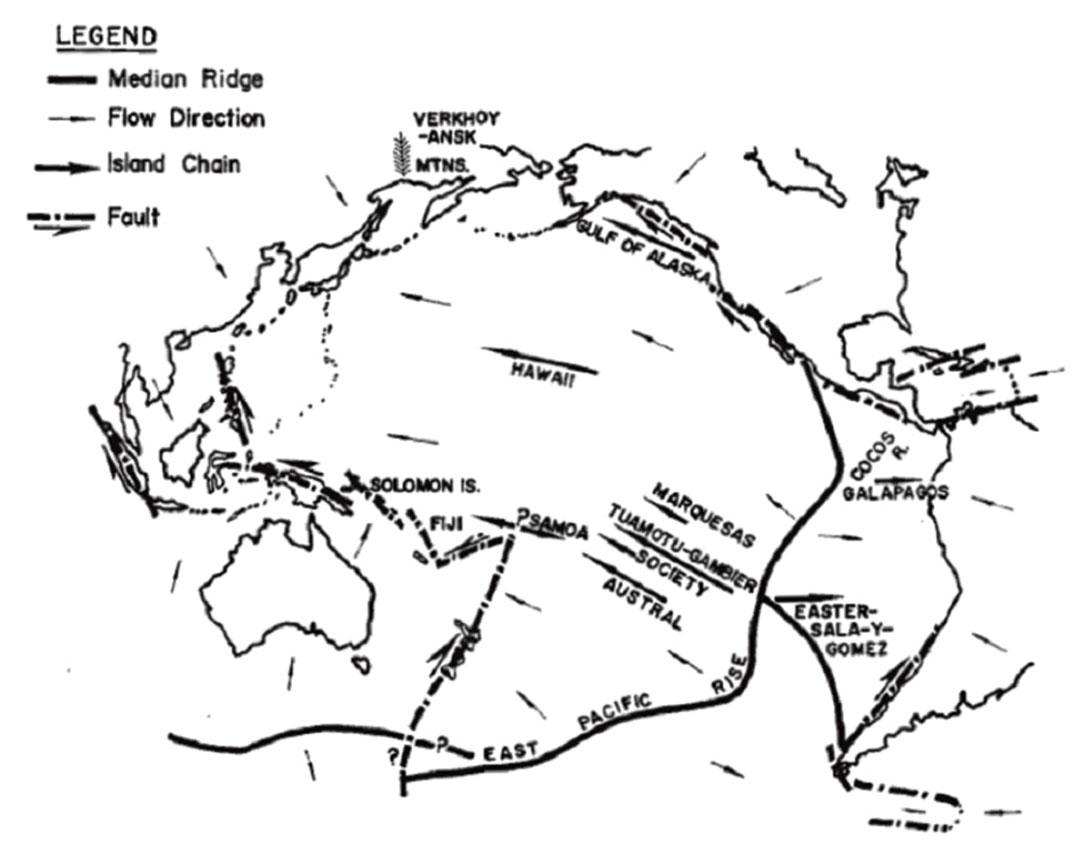 1090x850 A Possible Origin Of The Hawaiian Islands Cseg Recorder