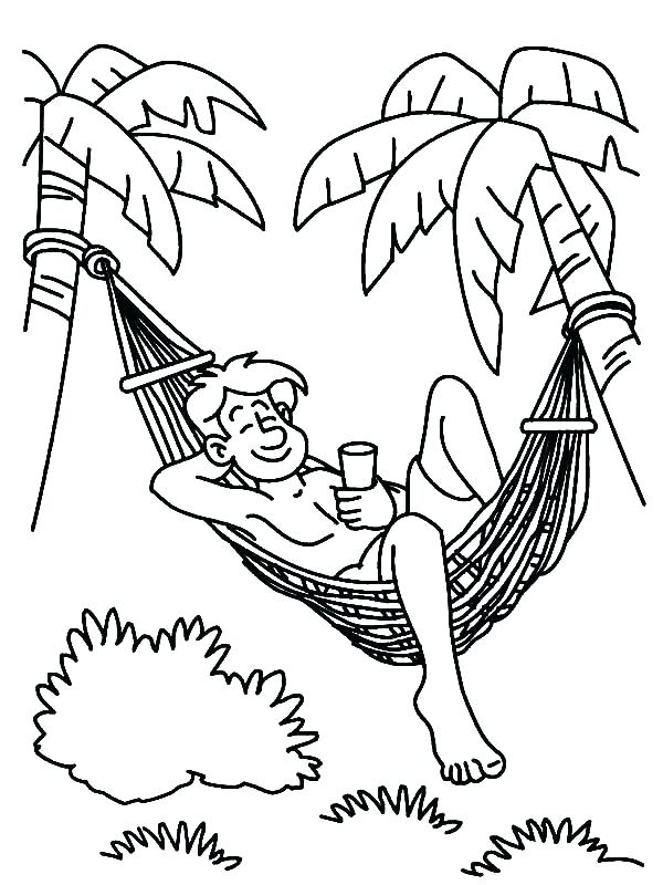 600x800 Here Are Hawaiian Coloring Pages Pictures Amazing Beach Coloring