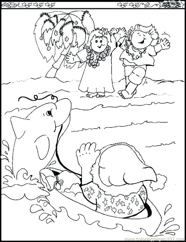 650x847 Here Are Hawaiian Coloring Pages Pictures Printable Coloring Pages