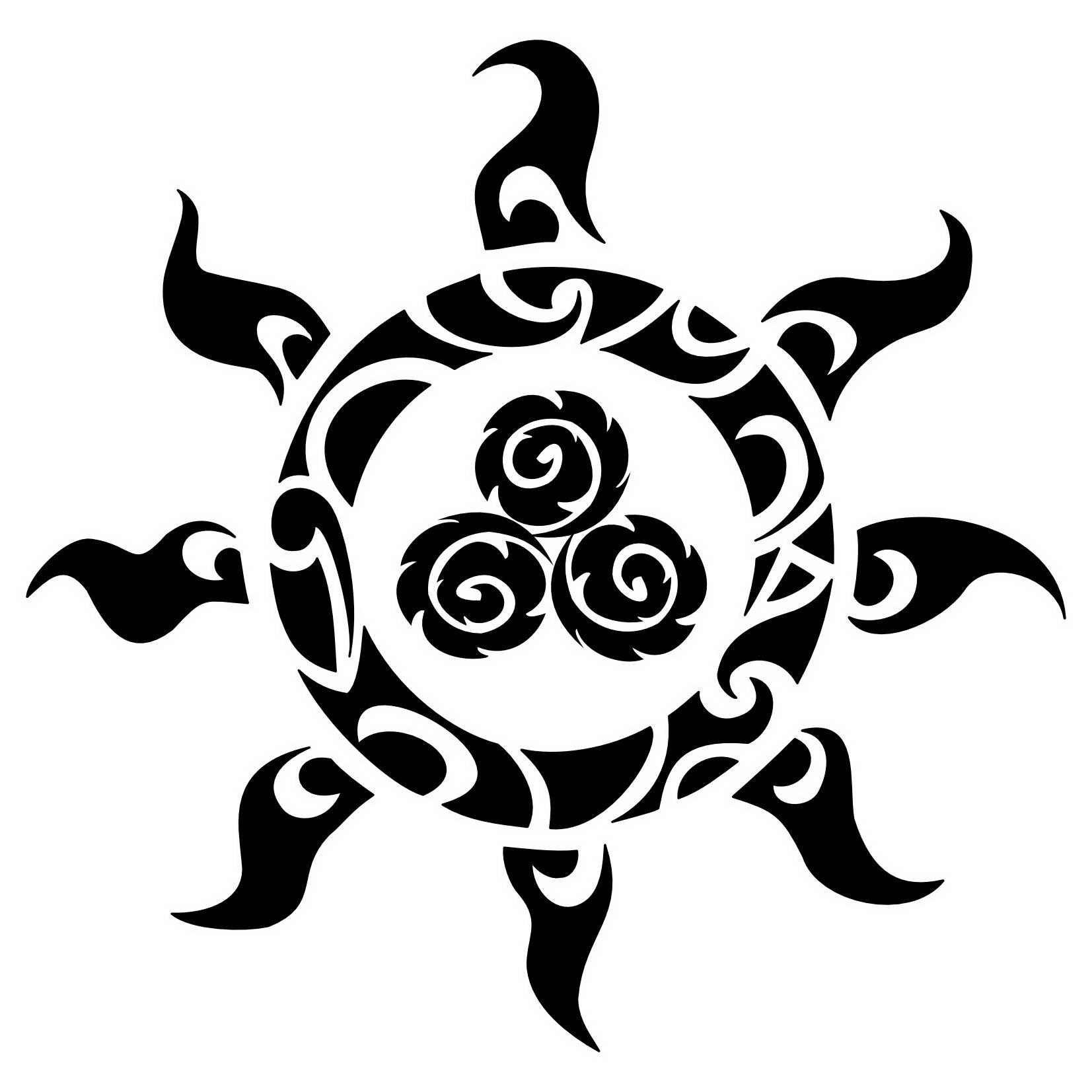 1653x1653 Polynesian Tattoo Symbols Amp Meanings Sun