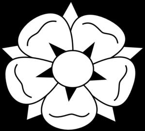 299x270 Hawaiian Flower Clip Art