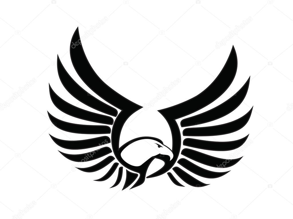 1024x768 Eagle Hawk Falcon