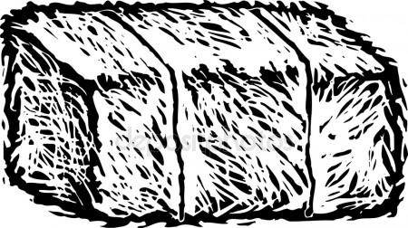 450x252 Hay Bale Stock Vectors, Royalty Free Hay Bale Illustrations