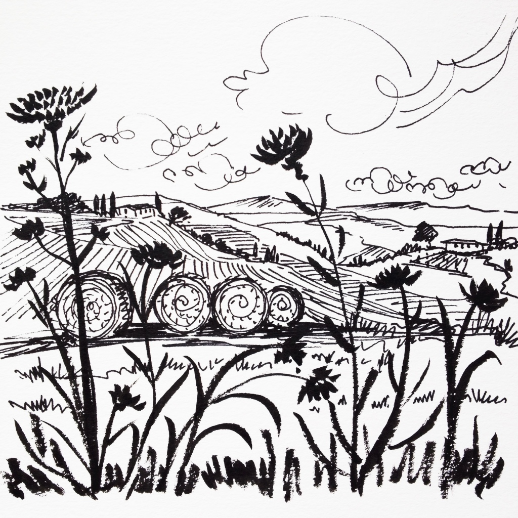 1024x1024 Laura Wooten Studio Travel Drawings