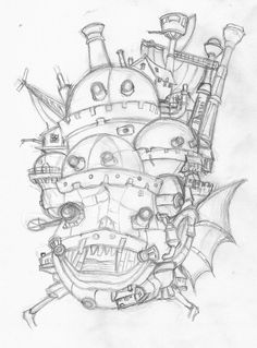 236x319 Howl's Moving Castle By Joyfulmusic Howl's Moving Castle