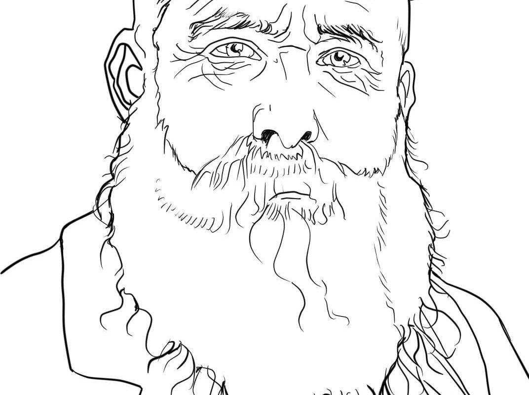 1072x800 Haystacks Print Coloring Pages Haystack Clip Art