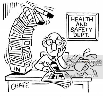 400x379 Health And Safety Hazards Cartoons And Comics