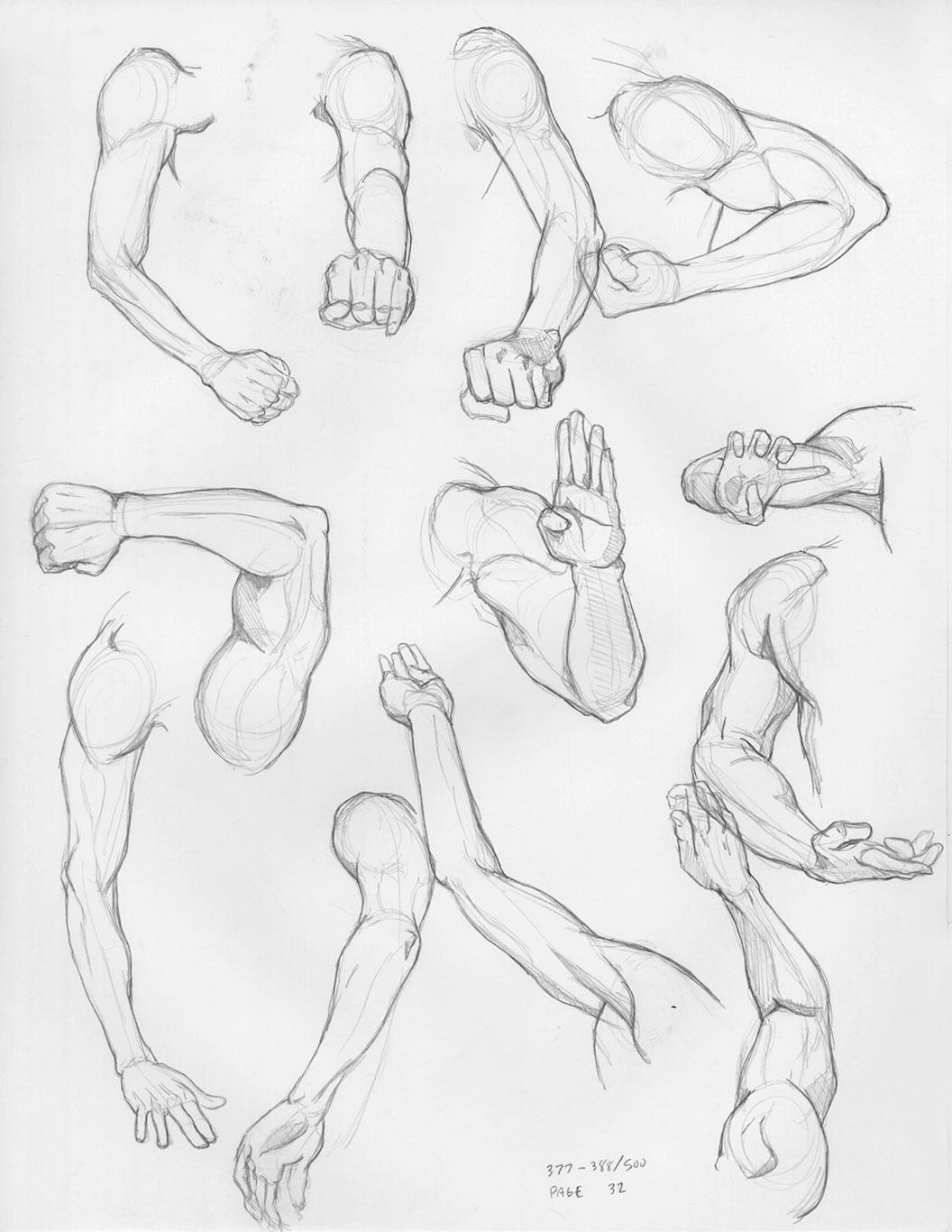 1056x1366 Anatomy Drawing Marathon Art Prof Visual Art Essentials
