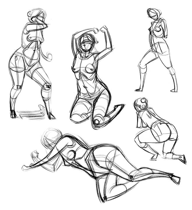 660x720 Life Drawing Page 3.png Character Design Reference
