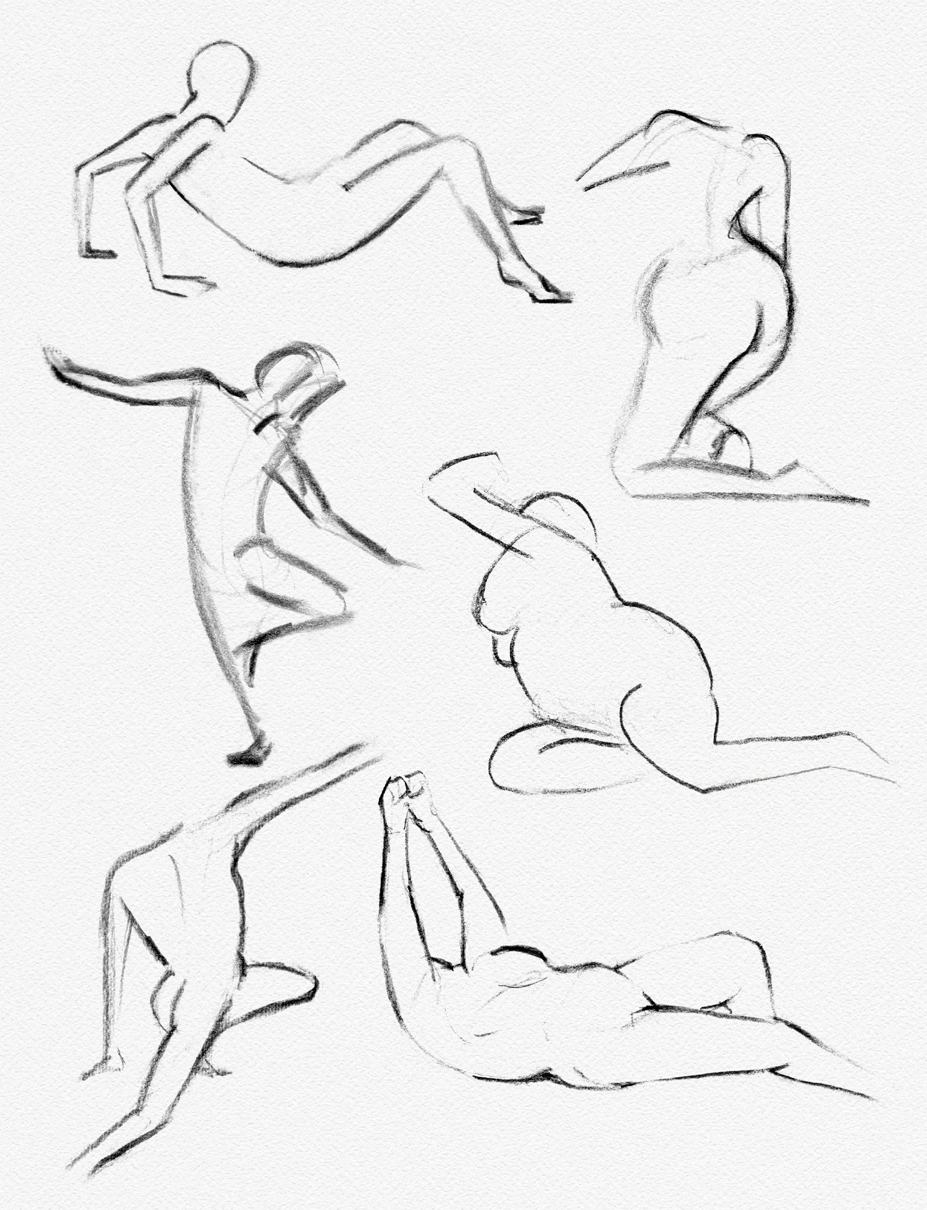 1900x2480 Life Drawing Noteworthynote