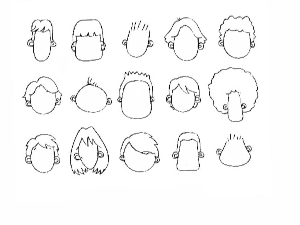 1024x768 Cartoon Head Shapes Joe Pearman Art Cartoon Faces Week 5