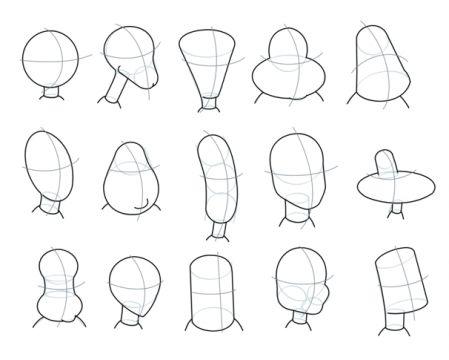 how to draw the shape of nunavut