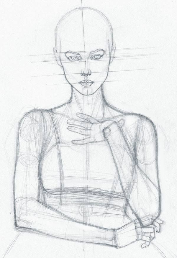 600x875 Image Result For Human Drawing Dynamic Poses Human