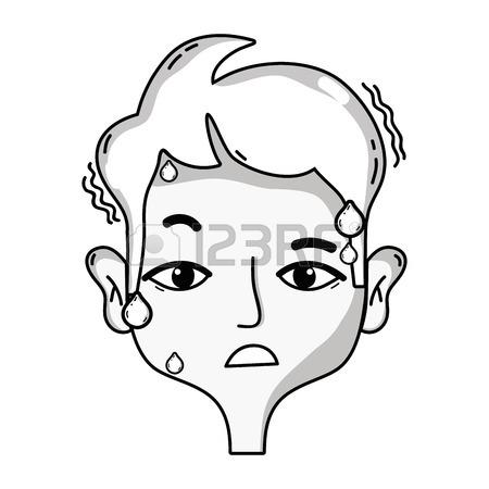 Headache Drawing