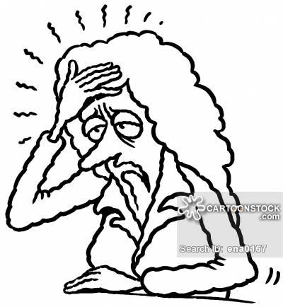 400x434 Stress Headache Cartoons And Comics