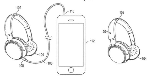 640x320 Apple Patents Headphones That Can Switch From Wired To Wireless