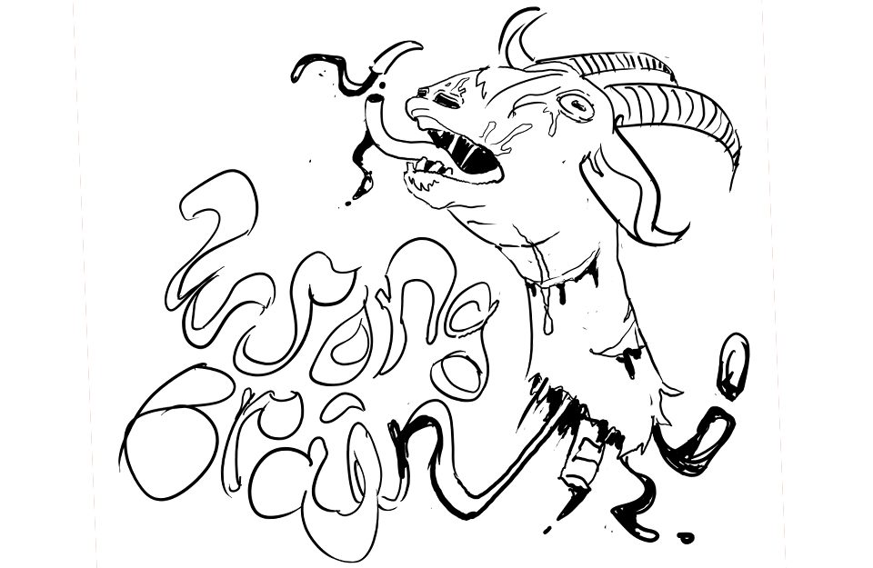 960x625 How To Draw Gross Goat Heads The Spikepit