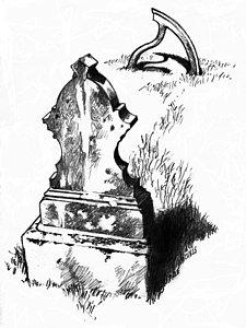 225x300 Headstones Drawings Fine Art America