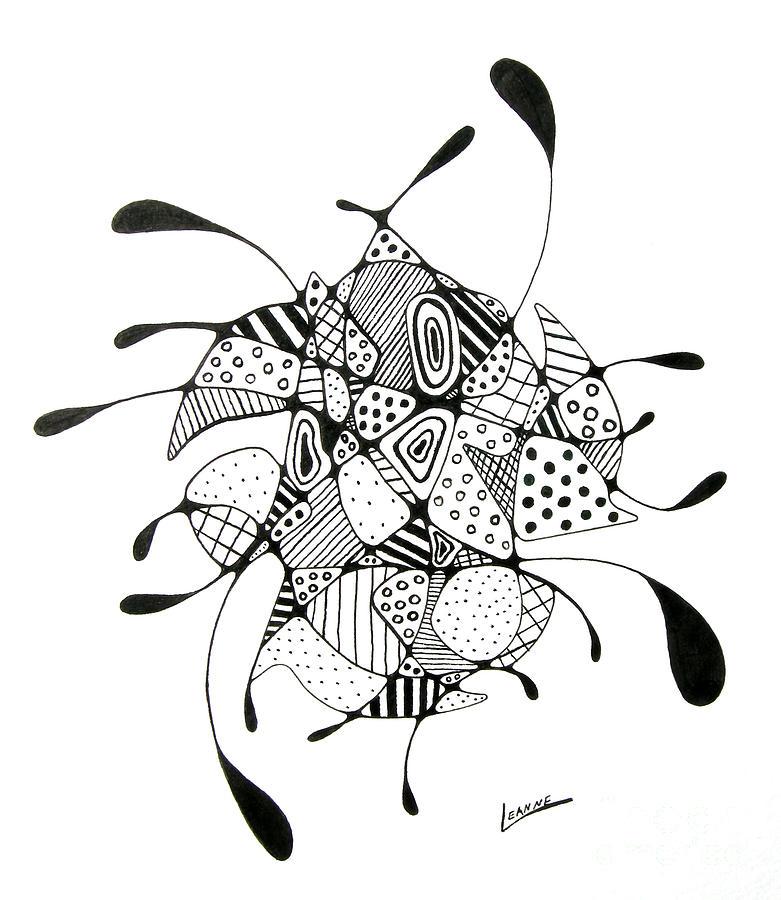 781x900 Healing Heart Drawing By Leanne Karlstrom