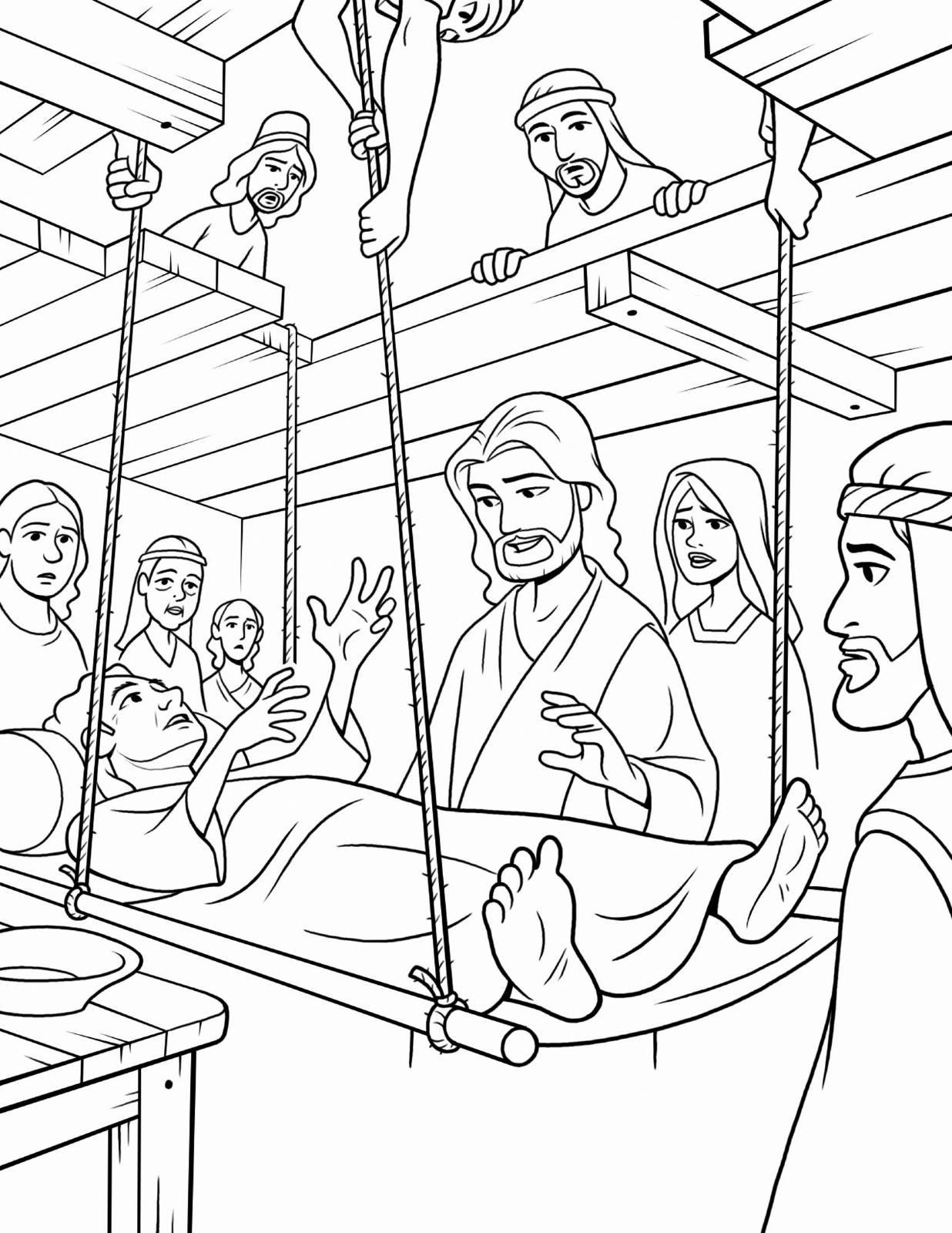 1236x1600 Jesus Healing The Sick