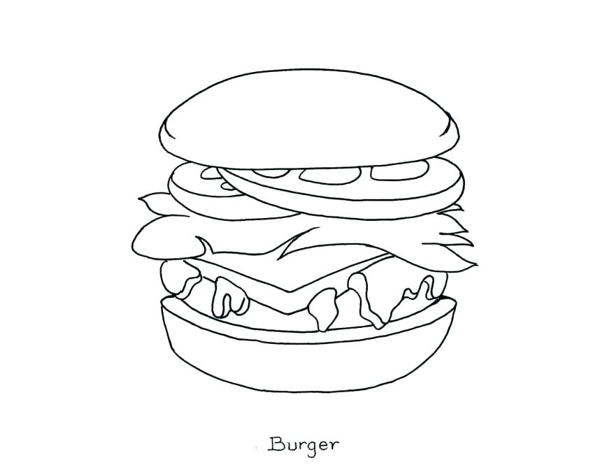 878x678 Healthy Food Coloring Page Healthy Food Coloring Pages For Kids