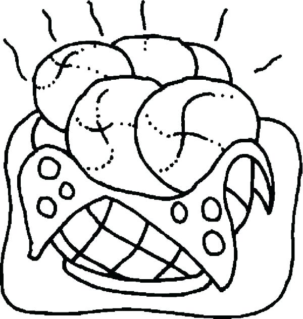 600x632 Healthy Food Coloring Page Healthy Eating Coloring Pages