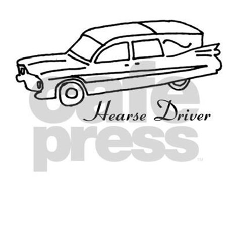 460x460 Hearse Driver Mug By Timelessthreads