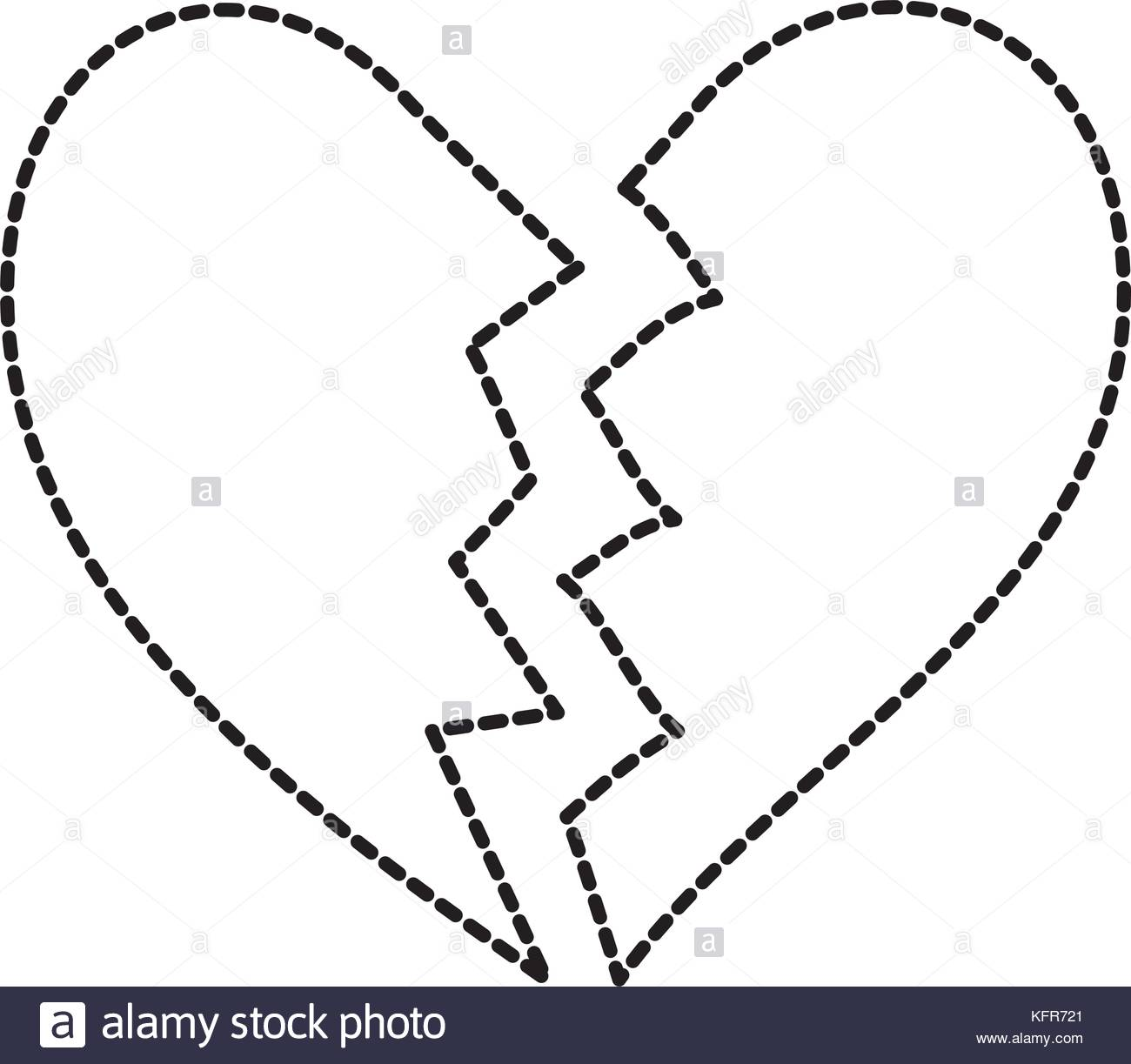 1300x1223 Broken Heart Black And White Stock Photos Amp Images