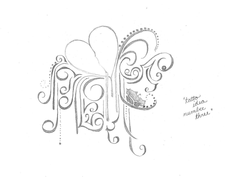 1360x1072 How Draw A Bleeding Heart Flower How