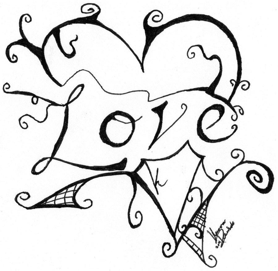 900x878 Love Heart Design By Noremak101