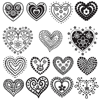 320x320 Shery K Designs Free Deco Hearts Free Digital Amp Printables