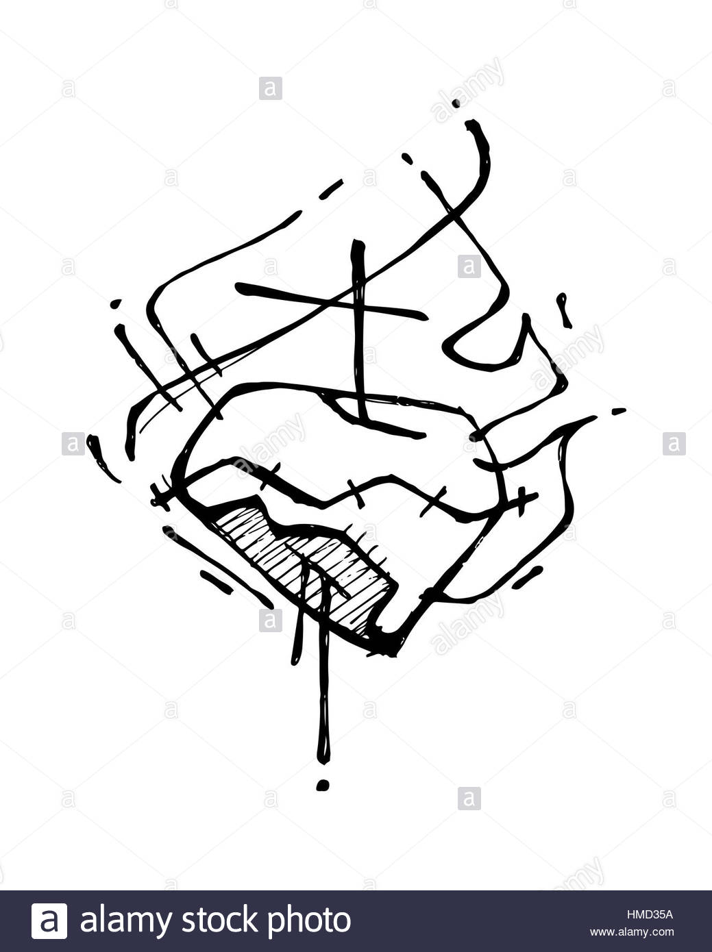 Heart diagram drawing at getdrawings free for personal use 1039x1390 hand drawn vector illustration or drawing of jesus christ sacred ccuart Choice Image