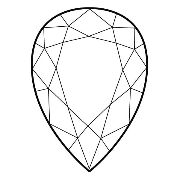 591x591 Five Unique Diamond Cuts Great Stuff Drawings