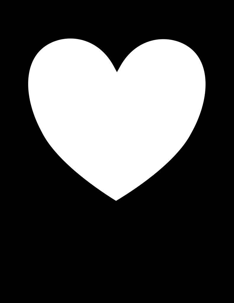 791x1024 Filevalentines Day Hearts Alphabet Blank2