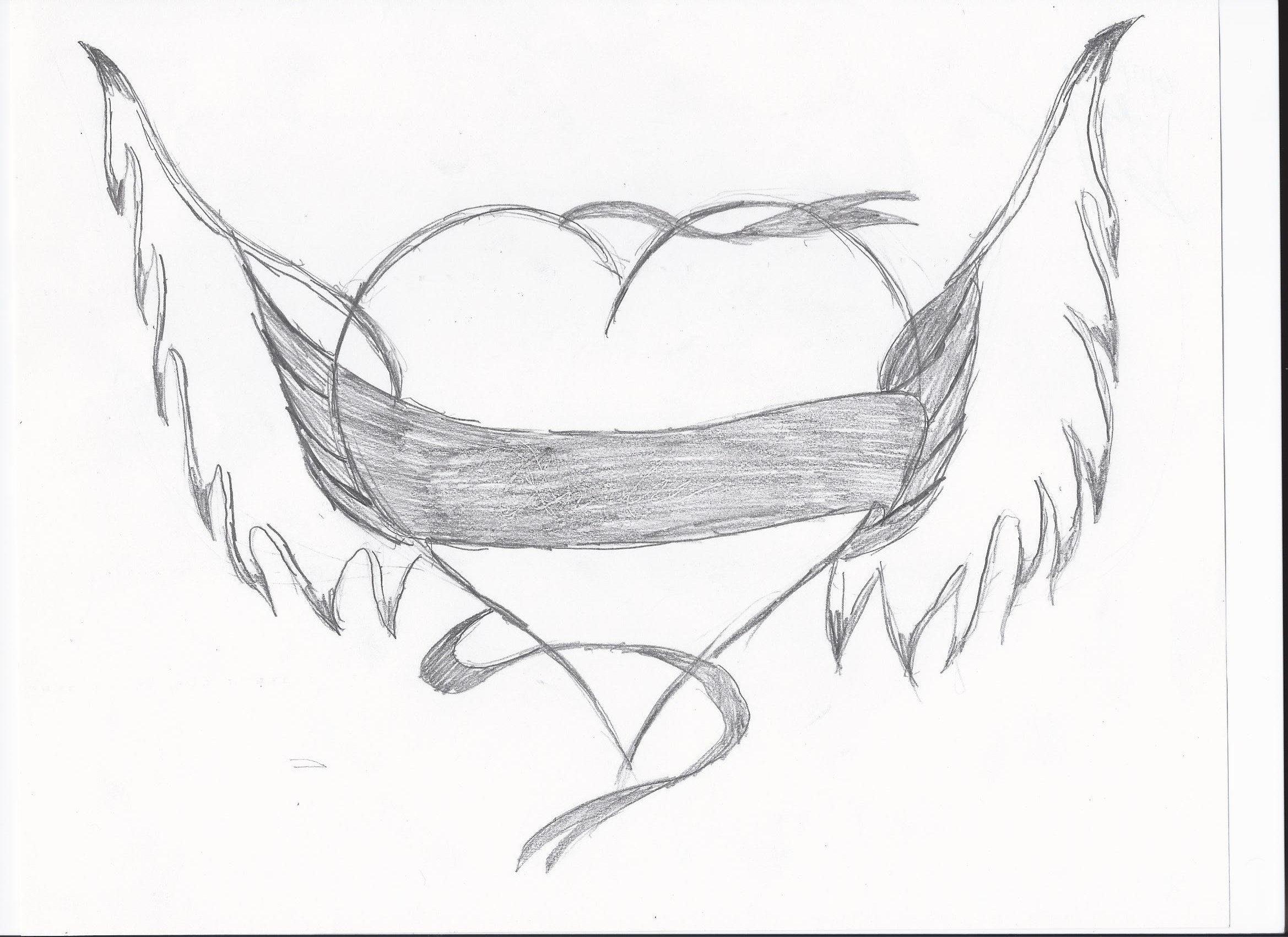 2338x1700 Cool Drawings Anime Hearts Best Heart Drawings Ideas That You