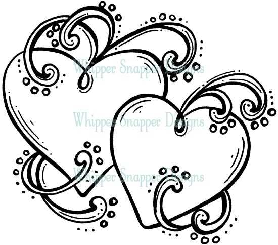 550x484 Swirled Coloring Pages