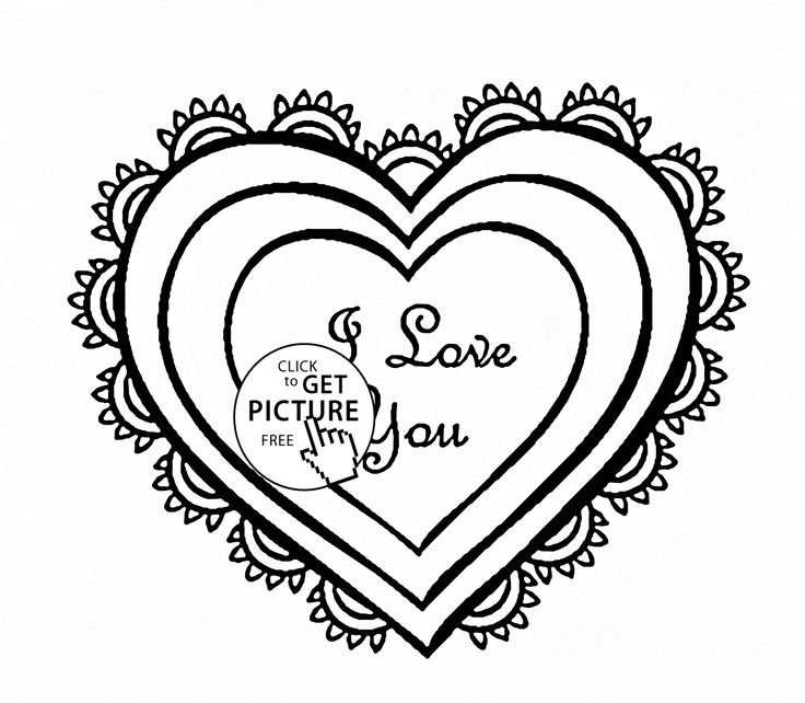 736x642 12 Best Hearts Coloring Pages Images On Heart, Hearts