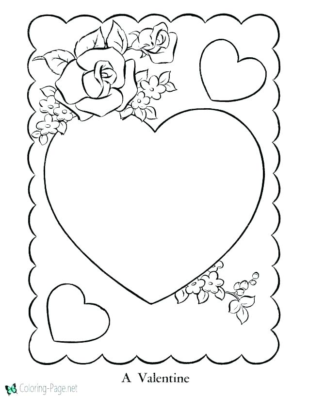 670x820 Heart Printable Coloring Pages Awesome Coloring Pages Free
