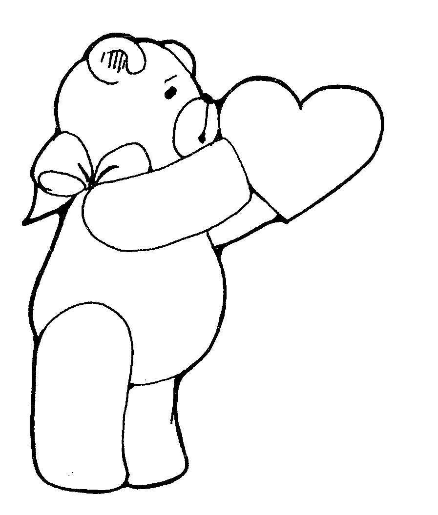 897x1056 Heart Line Drawing Clip Art