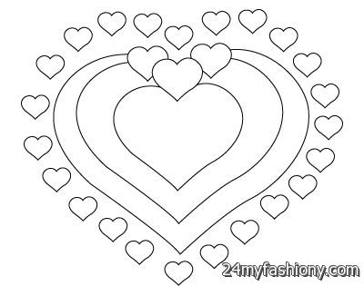 400x315 Valentine's Day Heart Drawings Images 2016 2017 B2b Fashion