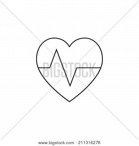 450x470 Heart Beat Line Images, Illustrations, Vectors