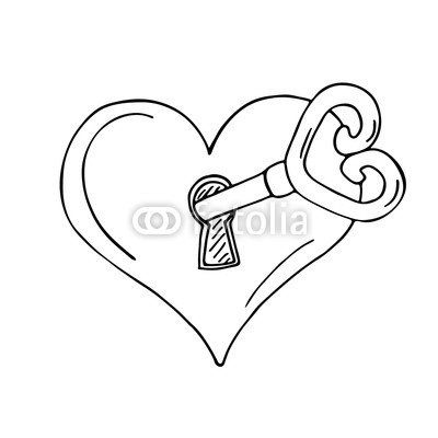 400x400 Heart Shaped Lock With Key Buy Photos Ap Images Detailview