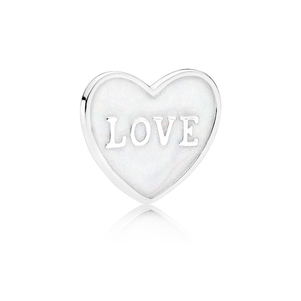 1000x1000 Love Heart Locket Plate